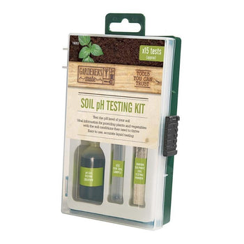 Gardener's Mate Soil pH Testing Kit - DeWaldens Garden Centre