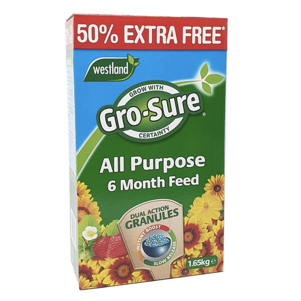 Gro-Sure Slow Release Plant Food - DeWaldens Garden Centre