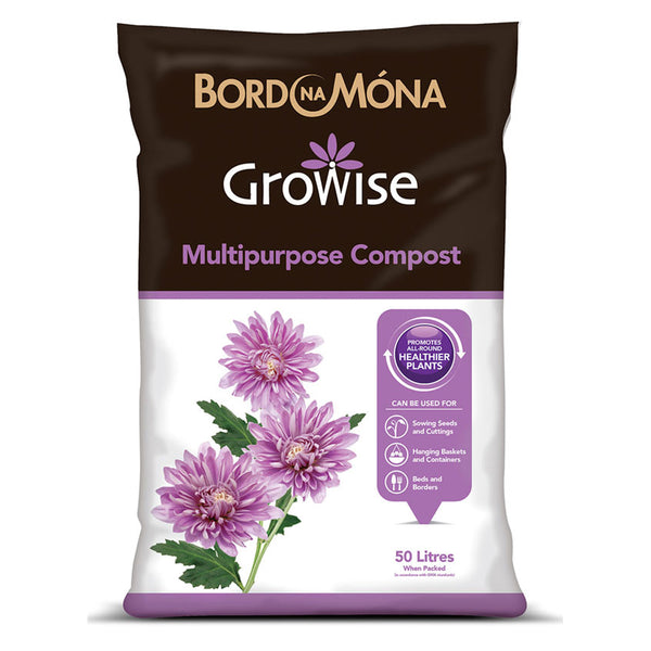 Growise Multi Purpose Compost - DeWaldens Garden Centre
