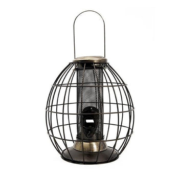 Henry Bell Heritage Squirrel Proof Peanut Feeder - DeWaldens Garden Centre