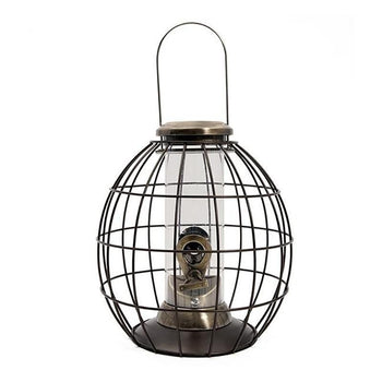 Henry Bell Heritage Squirrel Proof Seed Feeder - DeWaldens Garden Centre