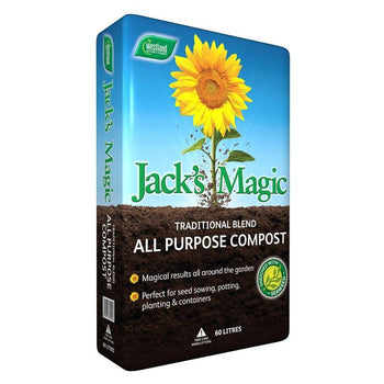 Westland Jack's Magic All Purpose Compost 60L - DeWaldens Garden Centre
