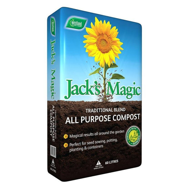 Westland Jack's Magic All Purpose Compost 60L