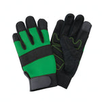 Kent & Stowe Flex Protect Multi-Use Men's Gloves | Large | Green | DeWaldens Garden Centre
