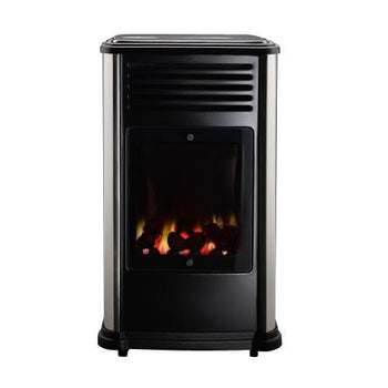 Calor Manhattan 3kW Portable Calor Gas Heater with Regulator & Hose - DeWaldens Garden Centre