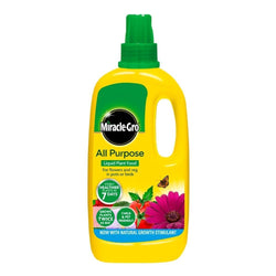 Miracle-Gro All Purpose Liquid Food 1L - DeWaldens Garden Centre