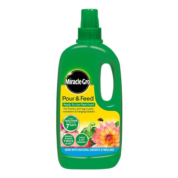 Miracle-Gro Pour And Feed 1L - DeWaldens Garden Centre