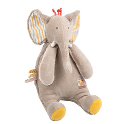 Moulin Roty Elephant Soft Toy - DeWaldens Garden Centre