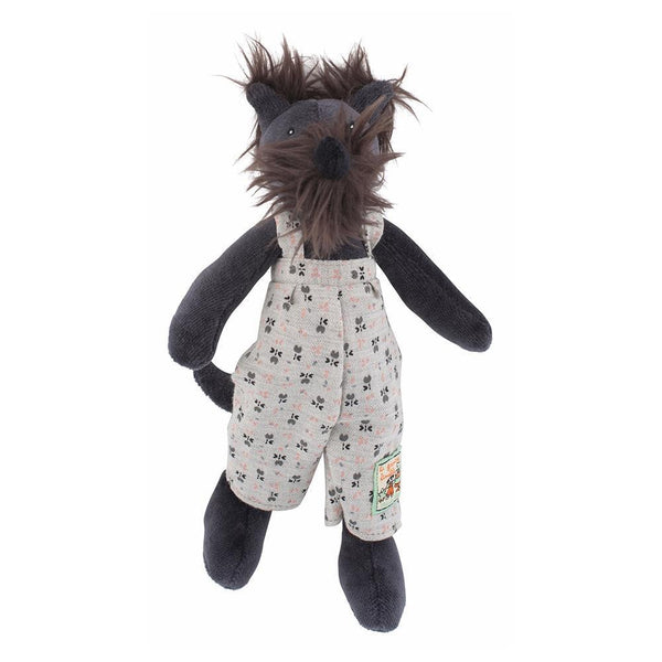 Moulin Roty Small Soft Toy | Walter The Dog | DeWaldens Garden Centre