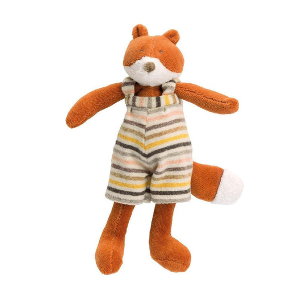 Moulin Roty Small Soft Toy | Gaspard The Fox | DeWaldens Garden Centre