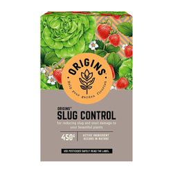 Origins Banish Slug Remedy 450g - DeWaldens Garden Centre