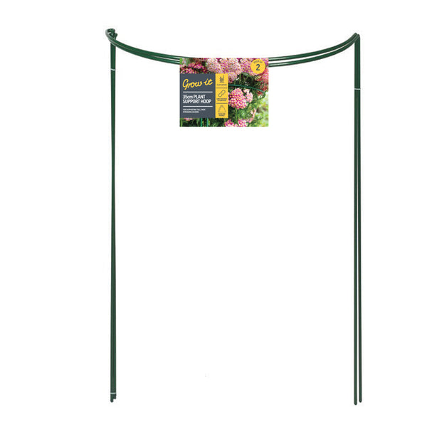 Grow It Plant Support Hoops - DeWaldens Garden Centre