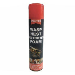 Rentokil Wasp Nest Destroyer Foam