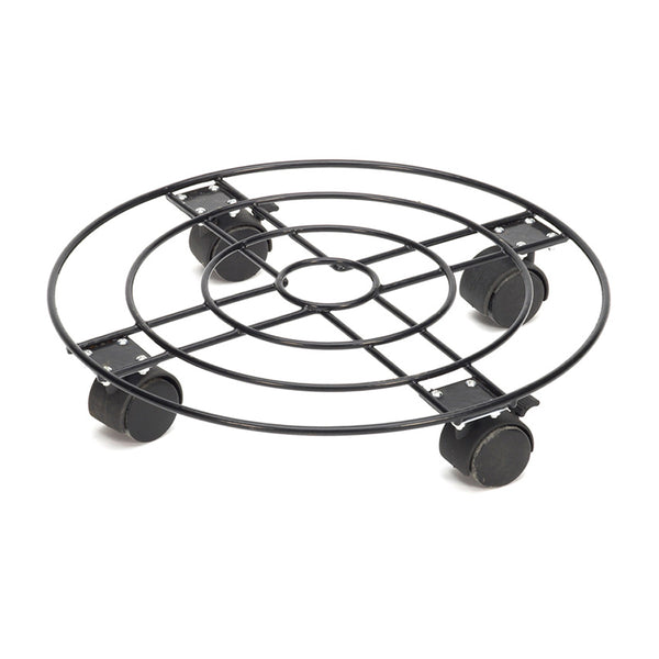 Apta Ringed Wheel Pot Stand 30cm - DeWaldens Garden Centre