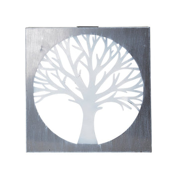 Cole & Bright Solar Tree Wall Art - DeWaldens Garden Centre