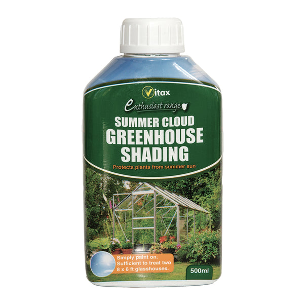 Vitax Summer Cloud Greenhouse Shading - DeWaldens Garden Centre