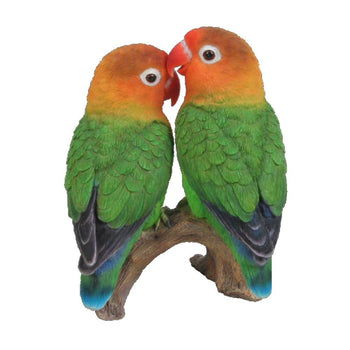 Vivid Arts Love Birds - DeWaldens Garden Centre