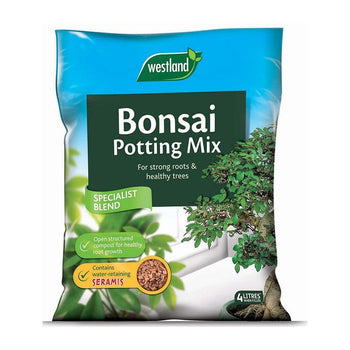 Westland Bonsai Potting Mix 4L - DeWaldens Garden Centre