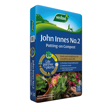 Westland John Innes No. 2 Potting On Compost 35L - DeWaldens Garden Centre