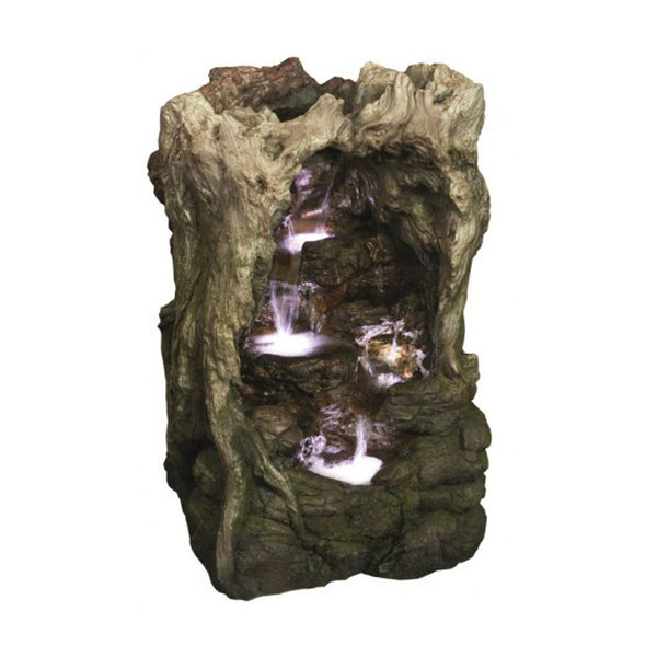 Hamac XL Woodland Falls Water Feature - DeWaldens Garden Centre