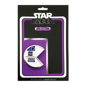R2-Unit Star Pacca Enamel Pin