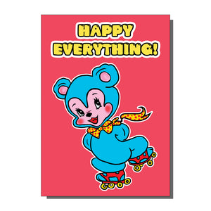 Happy Everything Greetings Card