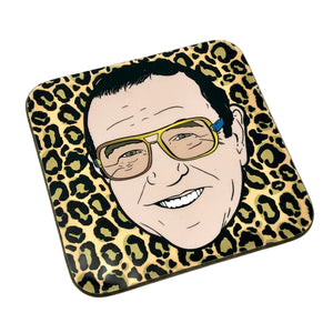 Frank Butcher Drinks Coaster