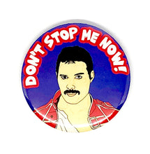 Load image into Gallery viewer, Freddie Don't Stop Me Now Pocket Hand Mirror