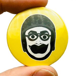 Leigh Bowery Button Pin Badge