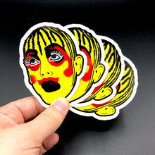 Load image into Gallery viewer, Leigh Bowery Vinyl Sticker