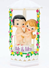 Load image into Gallery viewer, Mr and Mrs Wedding Card