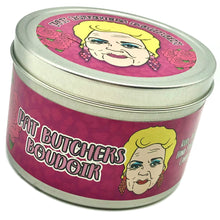 Load image into Gallery viewer, Pat Butcher's Boudoir Rose Scented Candle