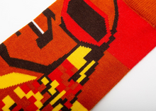 Load image into Gallery viewer, Stevie Wonder Album Cover Inspired Socks