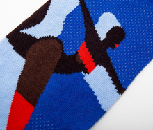 Load image into Gallery viewer, Grace Jones Album Cover Inspired Socks