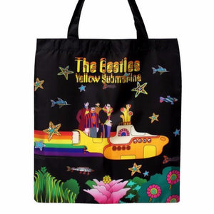 The Beatles Yellow Submarine Shopping Bag