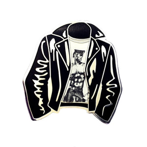 Tom Of Finland Enamel Pin Badge