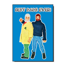 Load image into Gallery viewer, Best Dads Ever Greetings Card