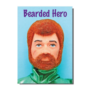 Bearded Hero Card