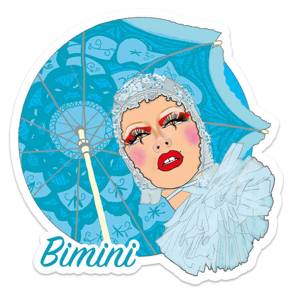 Bimini Sticker
