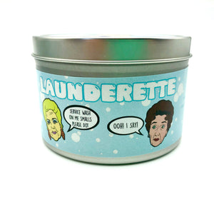 Dot Cotton's Laundrette Scented Candle