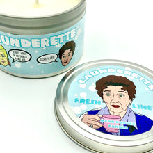 Load image into Gallery viewer, Dot Cotton's Laundrette Scented Candle
