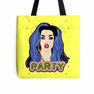 Adore Delano Party Tote Bag