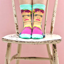 Load image into Gallery viewer, Frida Kahlo Socks