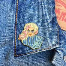 Load image into Gallery viewer, Lady Gaga Enamel Pin Badge