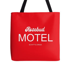 Rosebud Motel Schitt's Creek Tote Bag