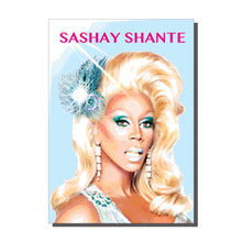 Load image into Gallery viewer, Sashay Away Drag Queen Card