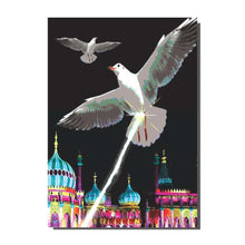 Load image into Gallery viewer, Seagulls Shitting Over Brighton Card