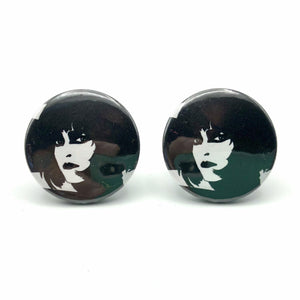 Siouxsie And The Banshees Stud Earrings