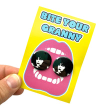 Load image into Gallery viewer, Siouxsie And The Banshees Stud Earrings