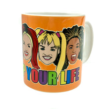 Load image into Gallery viewer, Spice Up Your Life Ceramic Mug